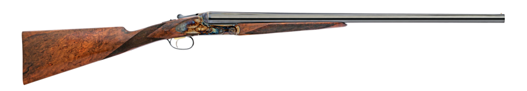 AKUS build shotguns that fall between $2,000 and $5,000. That's a reasonable price range for a side-by-side.