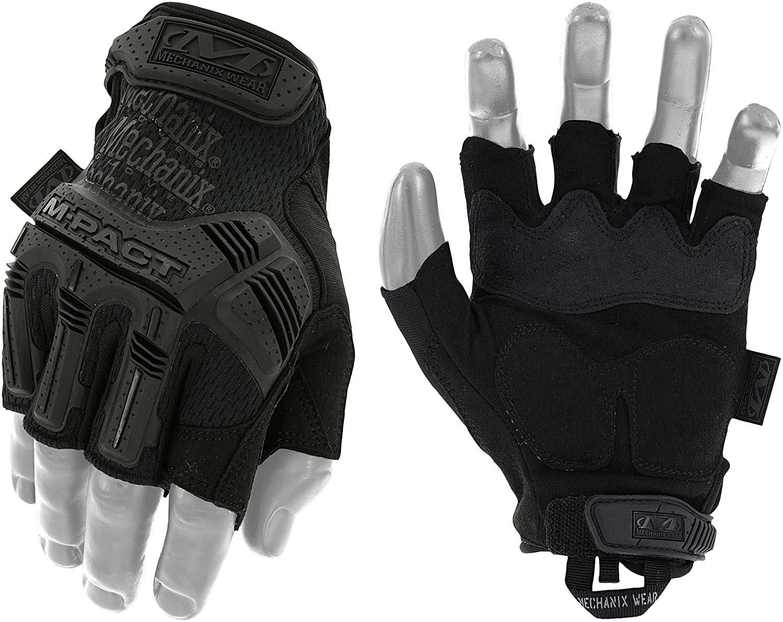 Mechanix Wear - M-Pact Fingerless Covert Tactical Gloves