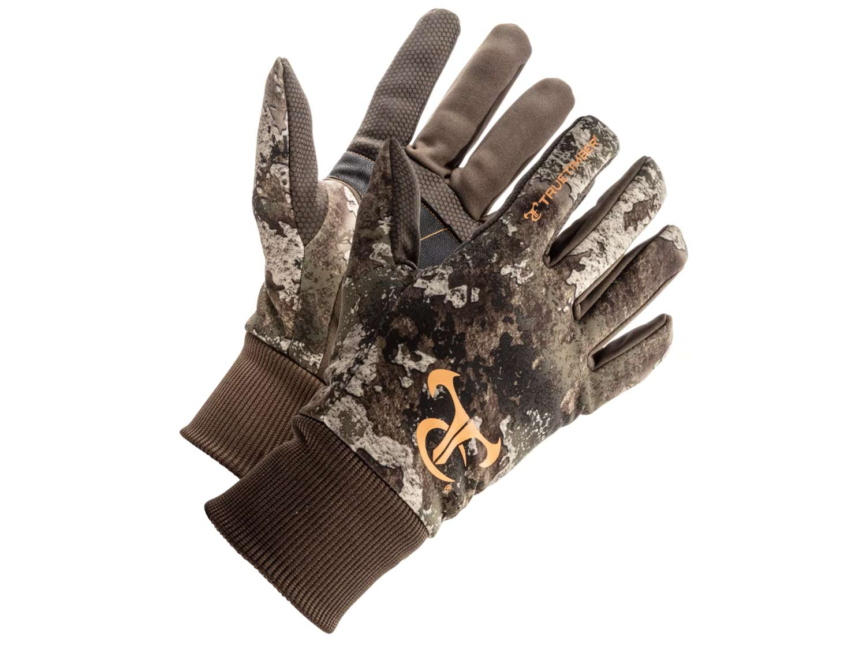TrueTimber Lightweight Touch-Screen Gloves