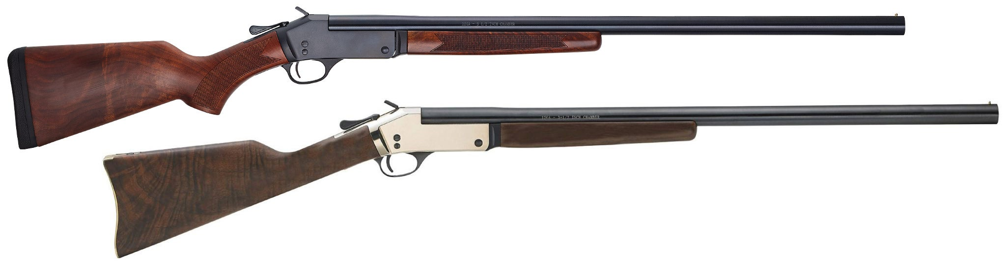 Henry is known for its lever-action rifles, but make a fine single-shot shotgun as well.