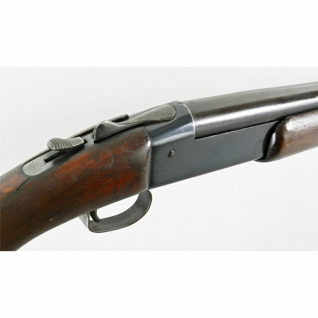 The Boy's model of Winchester's 37 appeared in 1958.