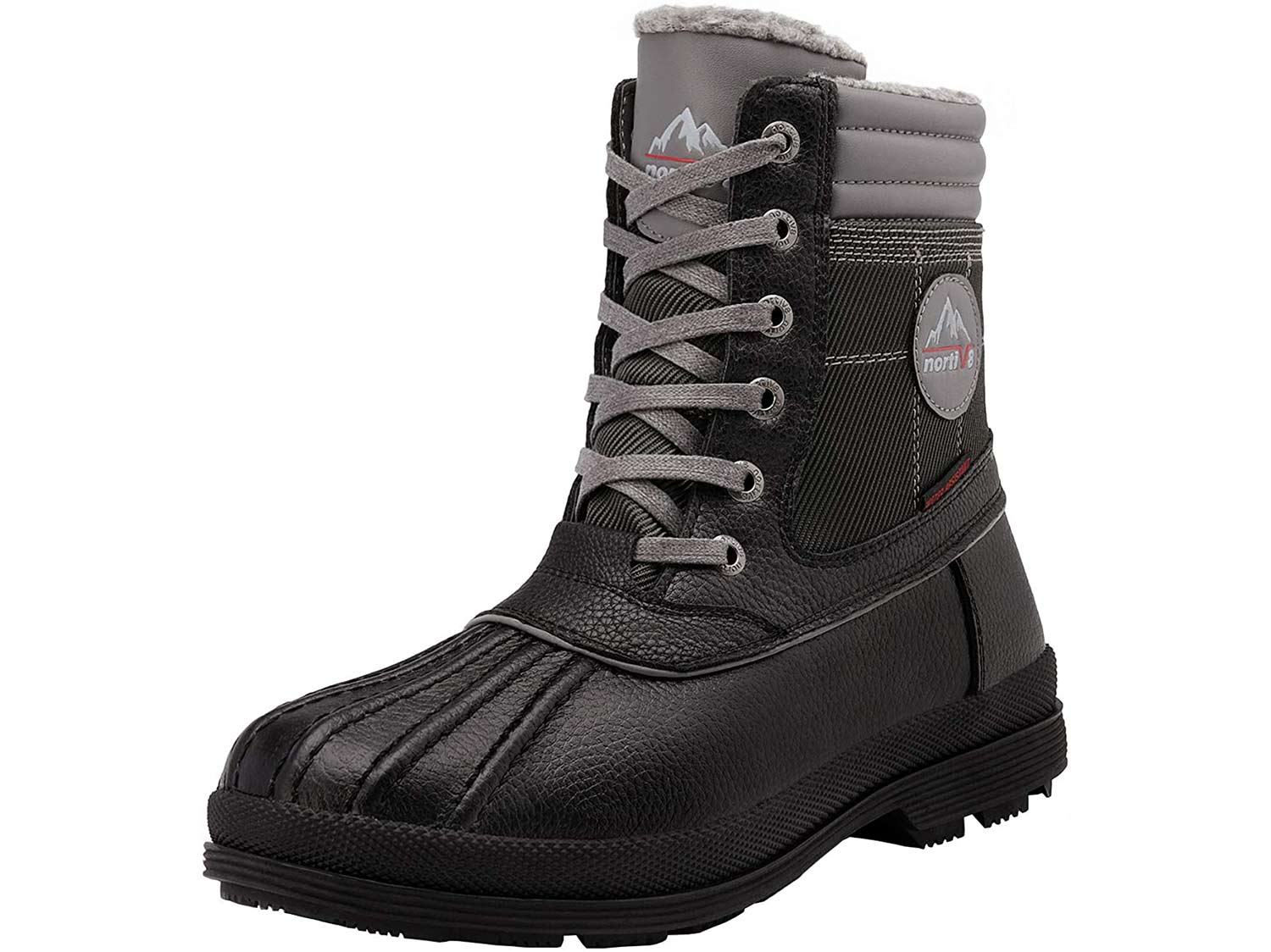 NORTIV 8 Men's Insulated Warm Winter Snow Boots