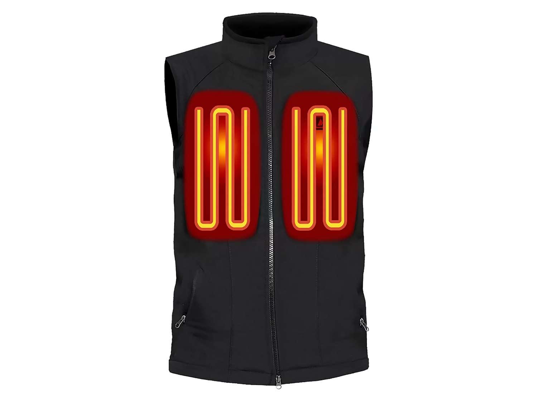 ActionHeat 5V Battery-Heated Vest for Men