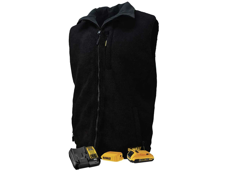 DEWALT Unisex Heated Reversible Vest