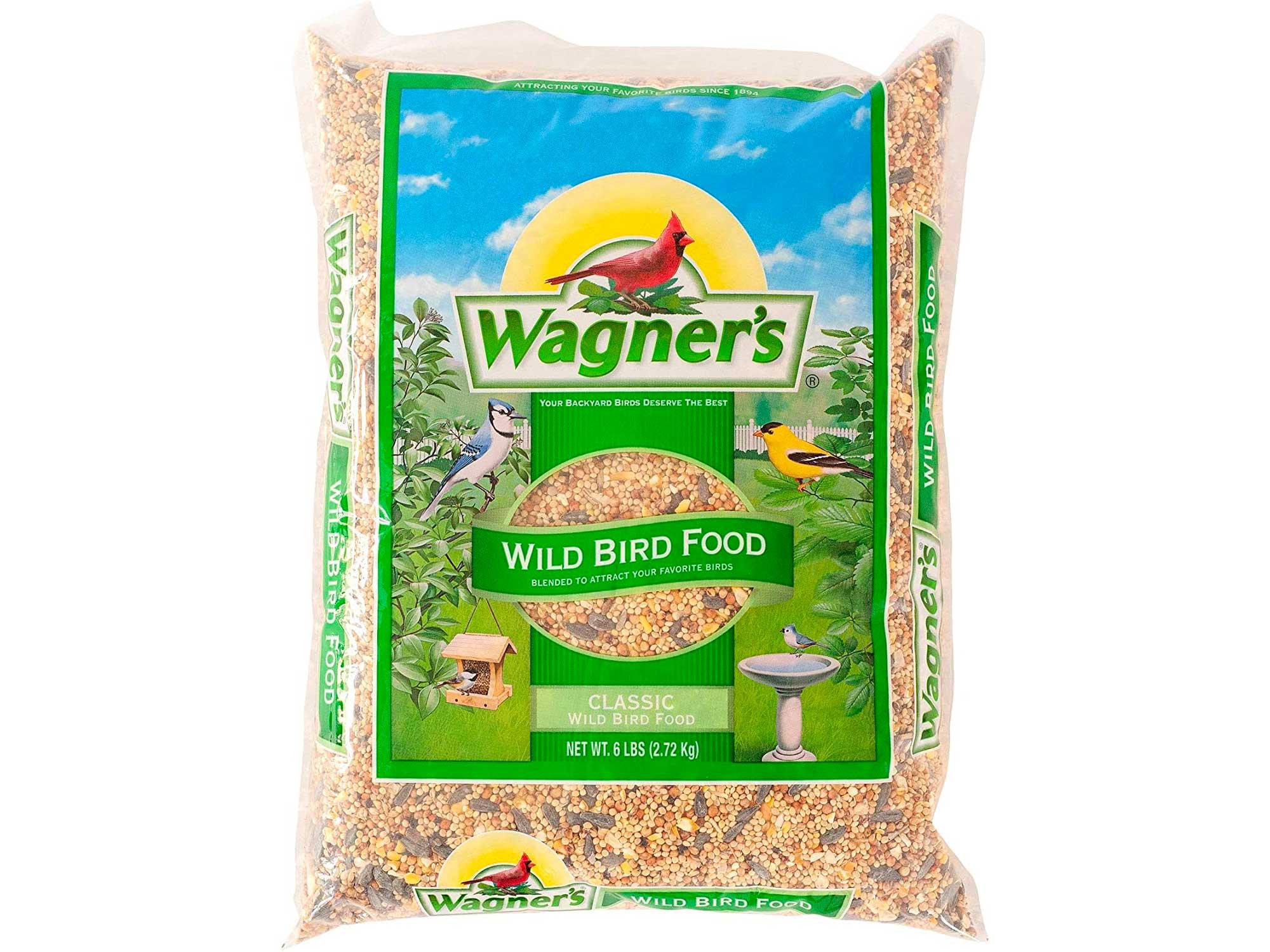 Wagner's budget bird seed blend