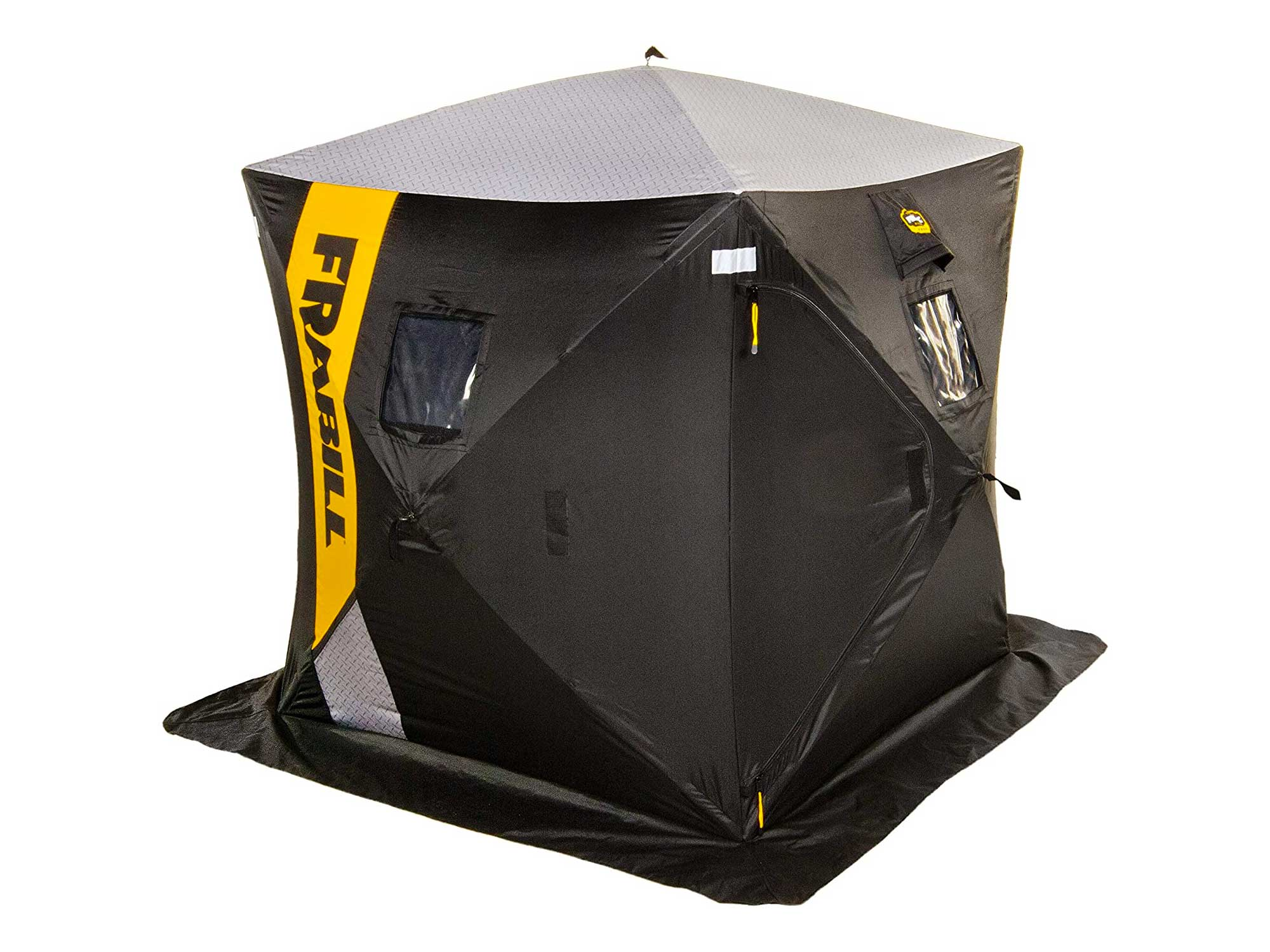 Frabill Premium Shelter for Ice-Fishing and Angler Capacities