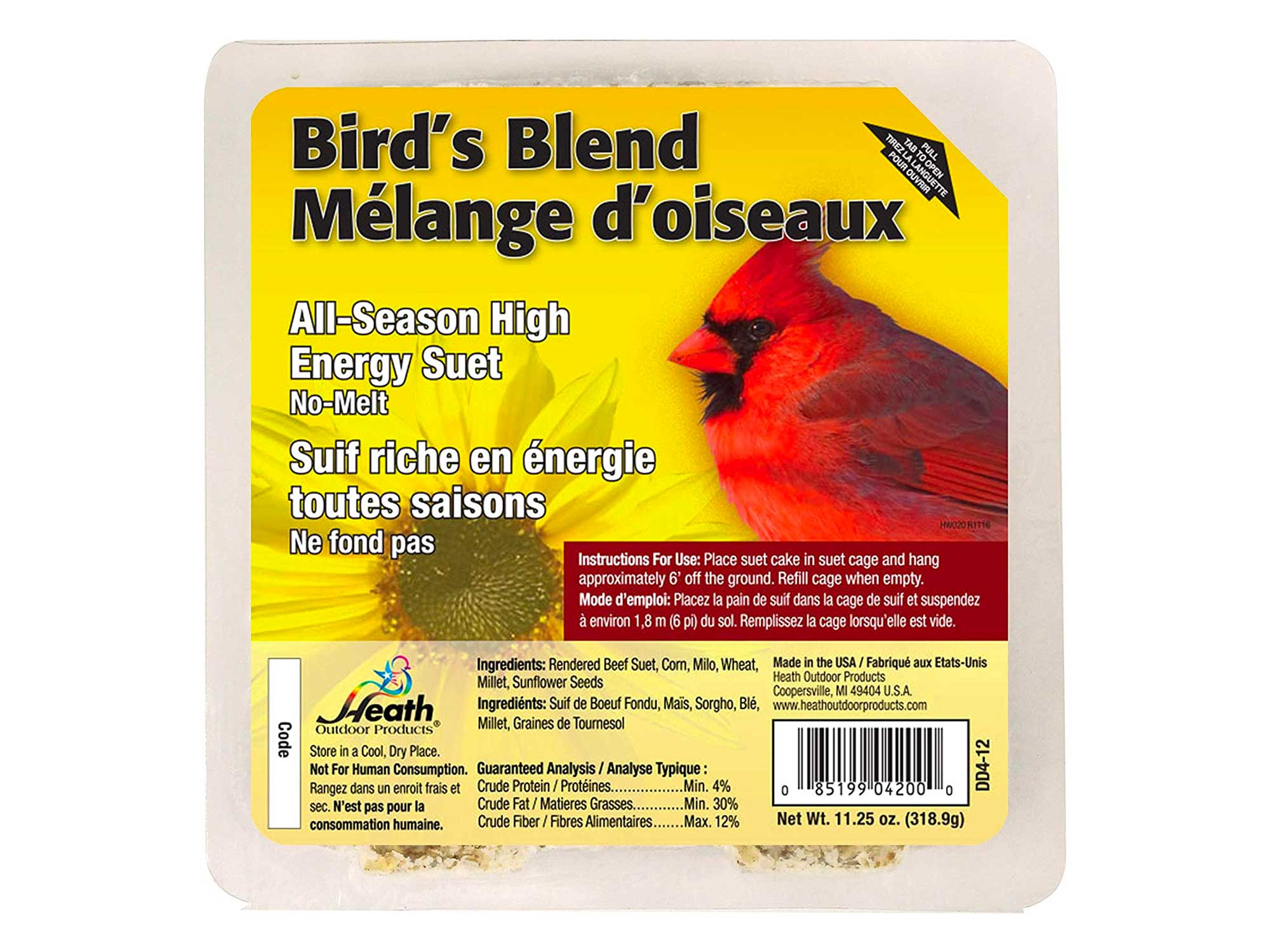Heath Bird Blend seed