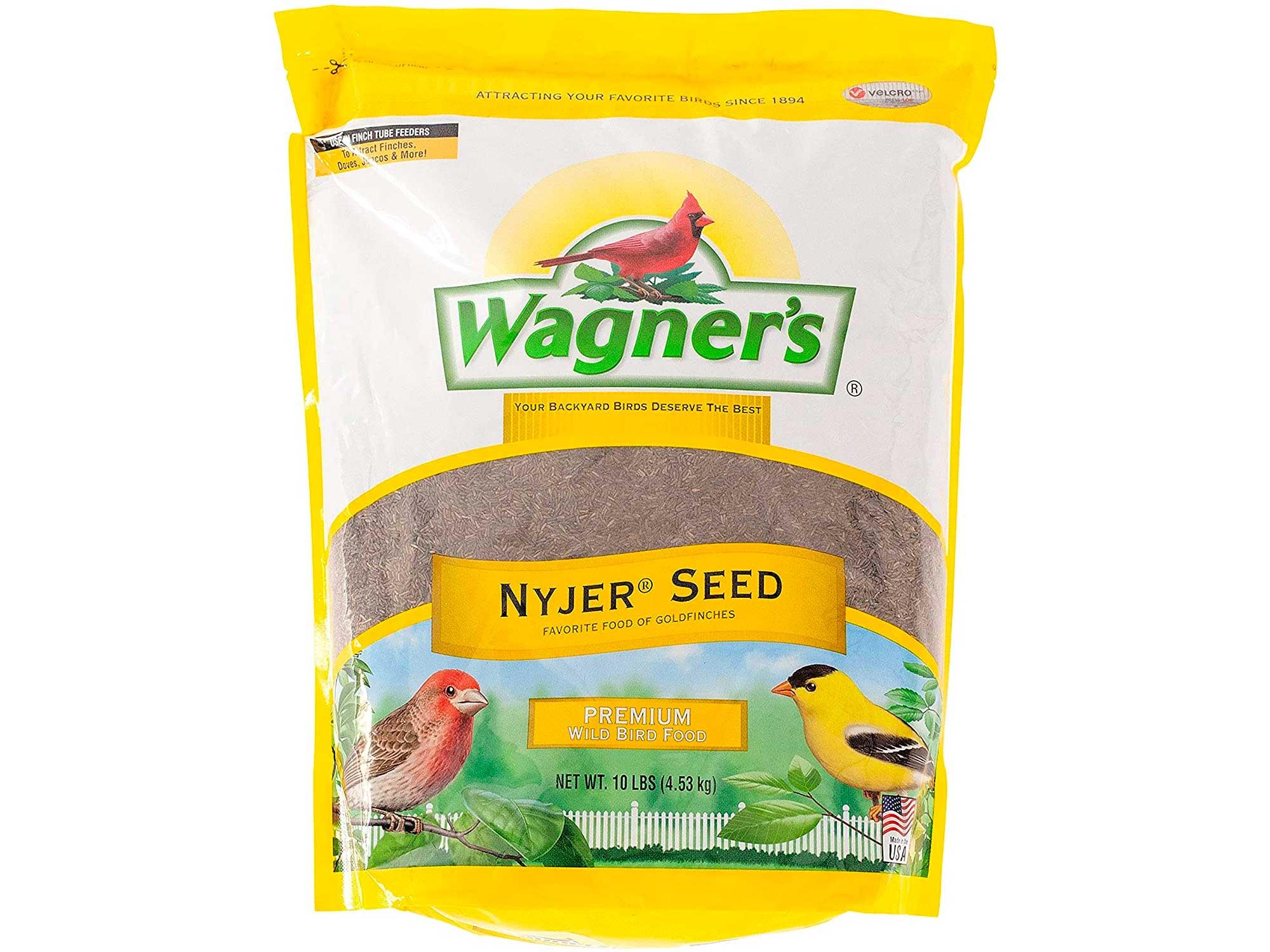Wagner's Nyjer BirdvSeed