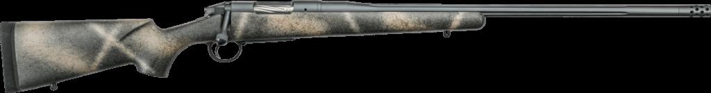 The Bergara Highlander hunting rifle.