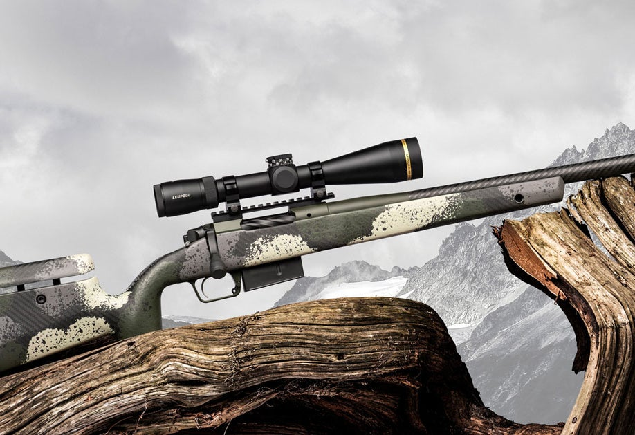 The new Springfield Armory Waypoint.