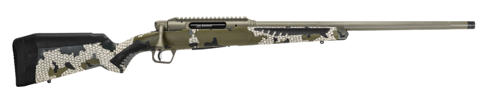 The new Savage Impulse straight-pull rifle.