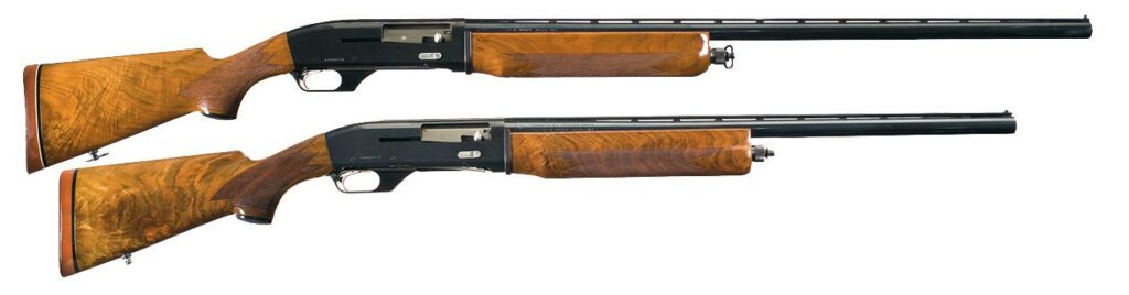 Ithaca began production on the Mag-10 in 1975.