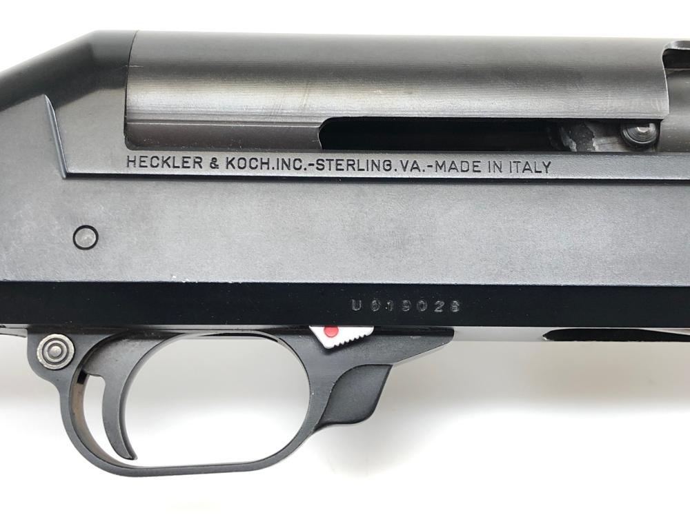 The H&K SBE was one of the best shooting shotguns ever made.