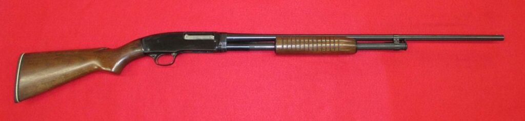 The Model 42 was the .410 version of Winchester's iconic Model 12.