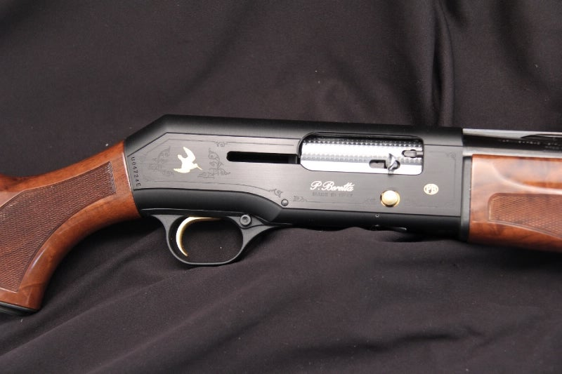 The A390 Gold Mallard was built by Beretta in the early 1990s.