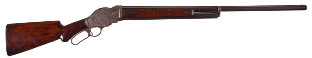You may have seen this gun in the movie