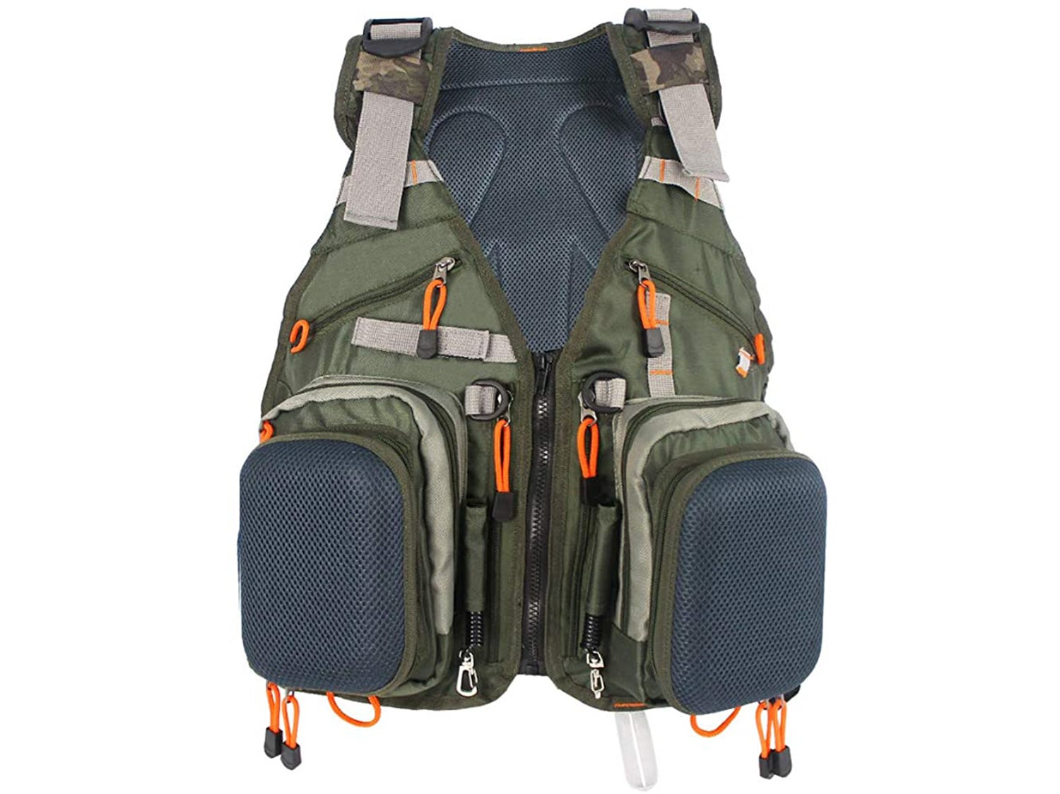 Fly Fishing Vest Pack Adjustable for Men and Women