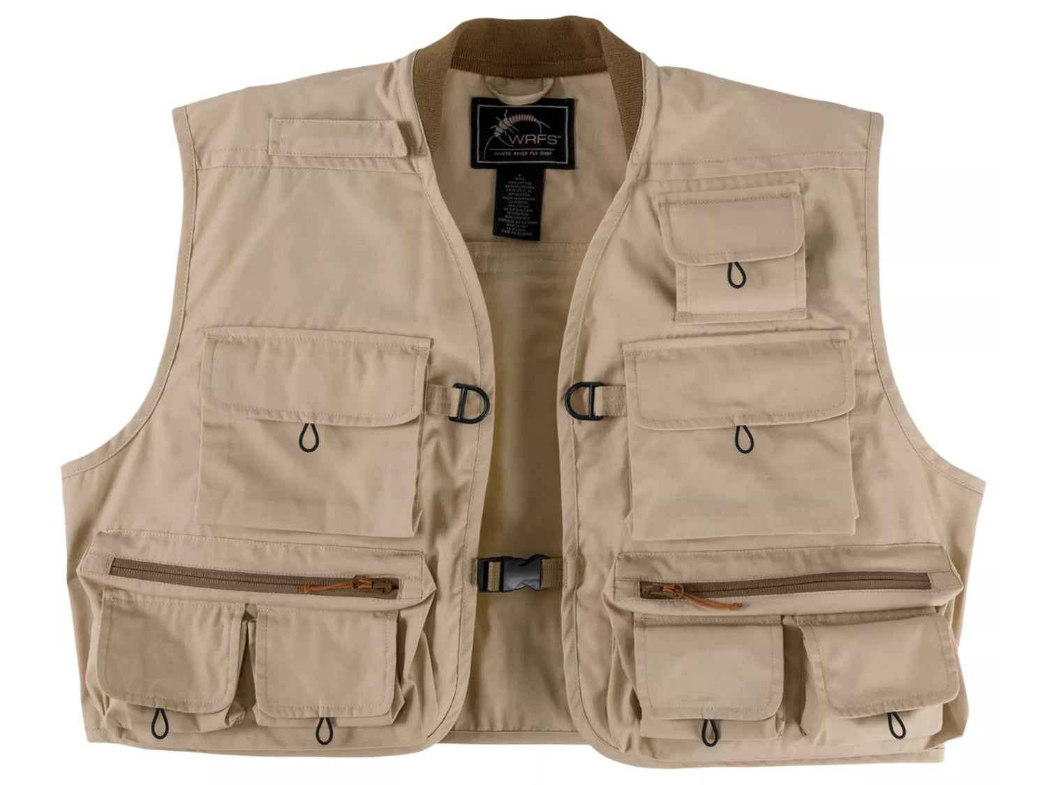 White River Fly Shop Aventur1 Fly Fishing Vest for Kids
