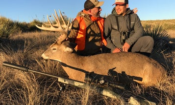 Giants of the Yucca: Hunting for Bucketlist Whitetails in Eastern Colorado
