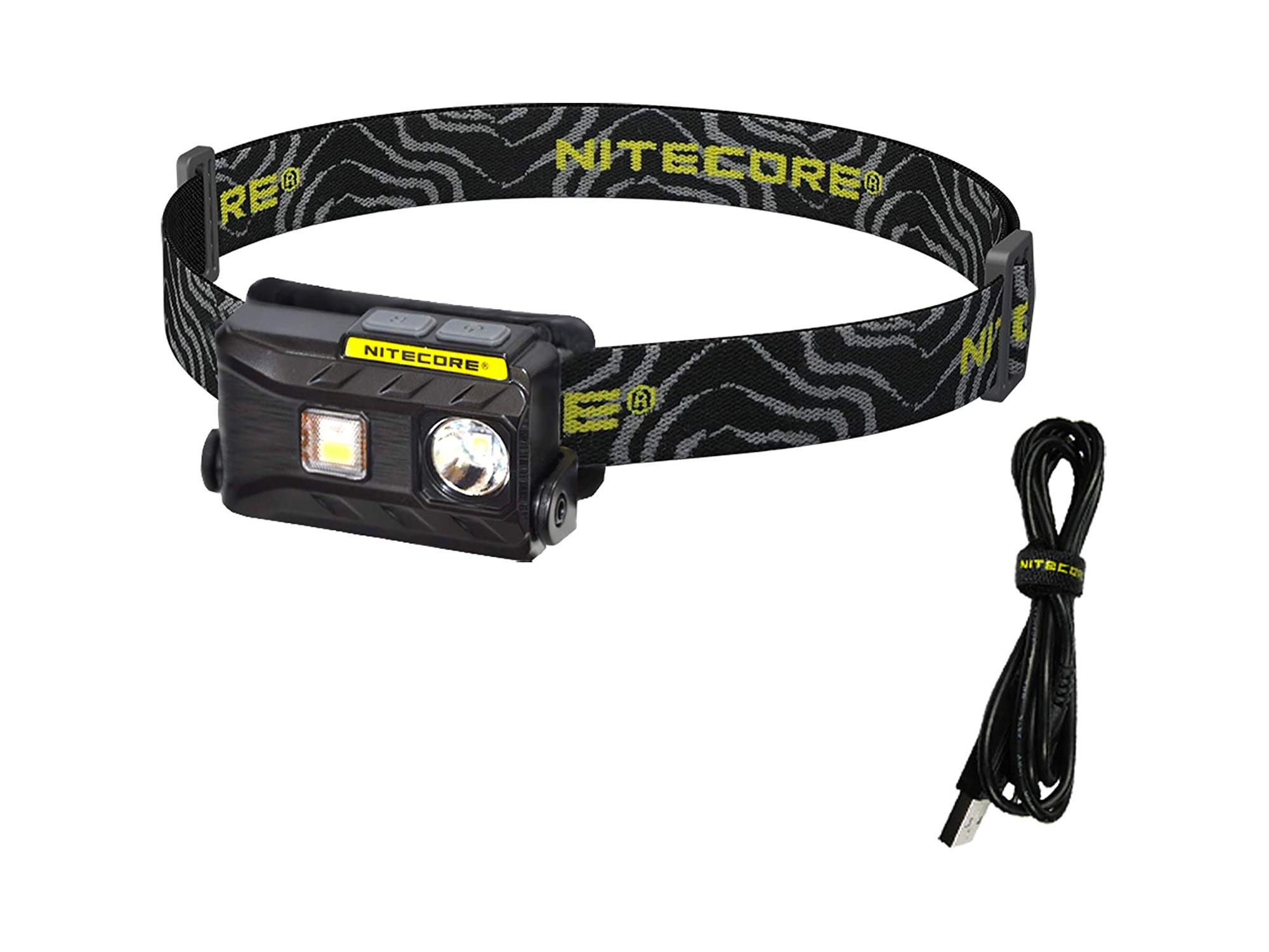 Nitecore NU25 360 Lumen Triple Output Headlamp