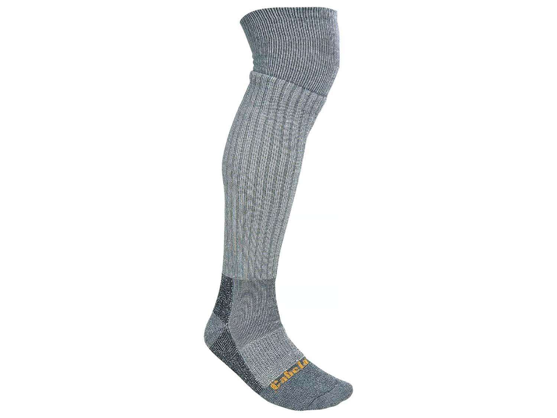Cabela's Knee-to-Toe Wool Wader Socks for Men