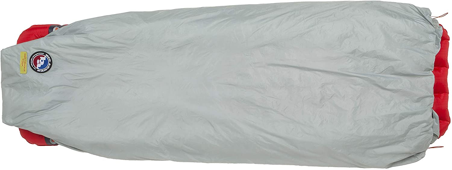 Big Agnes Kings Canyon Ultralight Synthetic Quilt