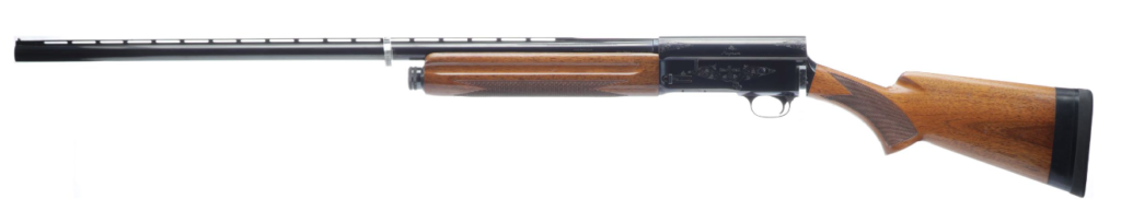 Remington would later produce American-made Auto-5s, but they were known as Remington Model 11s.