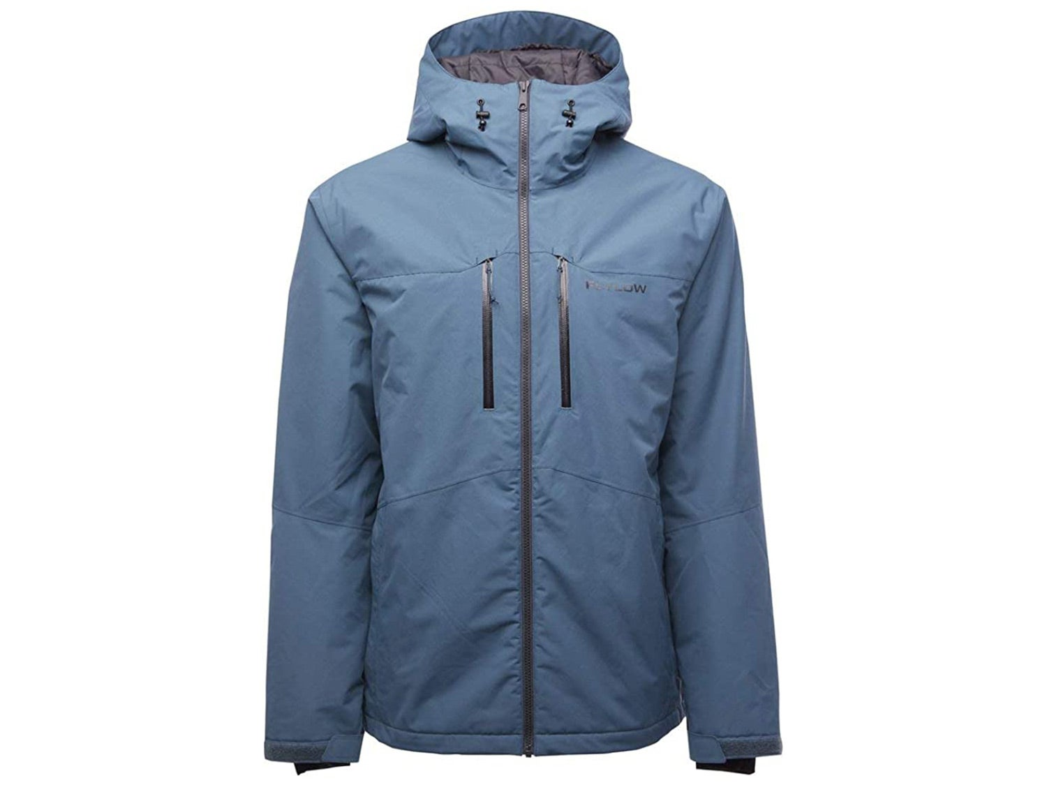 Flylow Roswell Insulated Jacket is one of the best hooded puffer jackets.