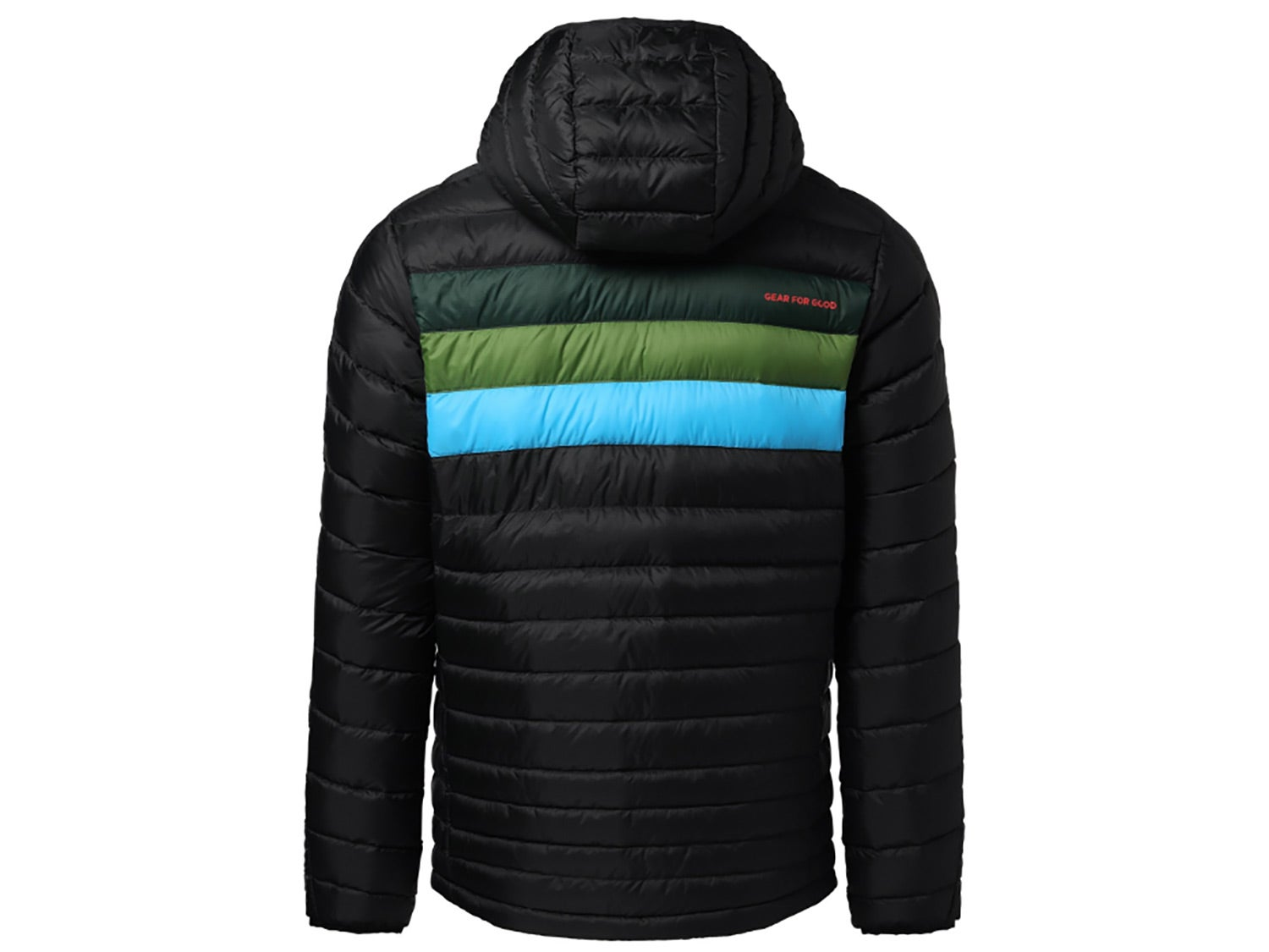 Cotopaxi Fuego Hooded Down Jacket is one of the best down puffer jackets.