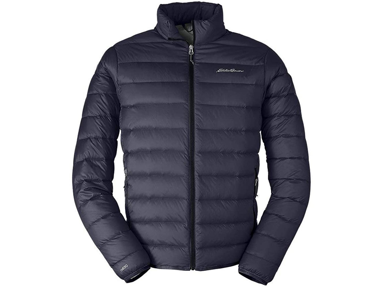 Eddie Bauer CirrusLite Down Jacket is one of the best puffer jackets.