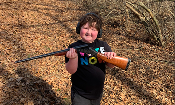 How I Introduced My City Kid to His First Hunting Gun