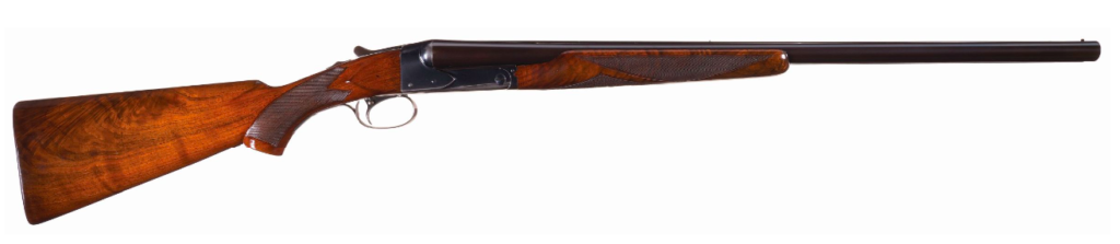 John Olin made the decision that Winchester needed an iconic side-by-side and so he built the 21.