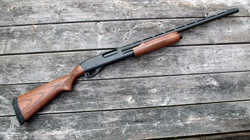 The Remington 870 sold over 11 million units.