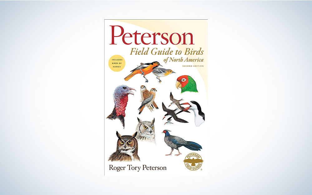 front cover of Peterson Field Guide to Birds of North America, Second Edition