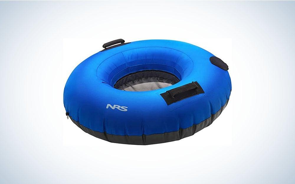 Blue river float tube