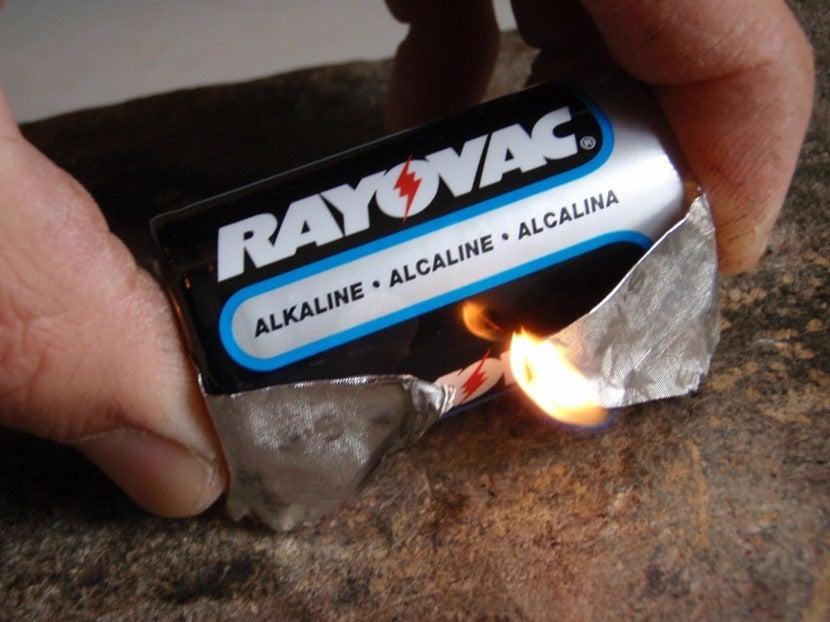 8 Weird Ways to Start a Fire