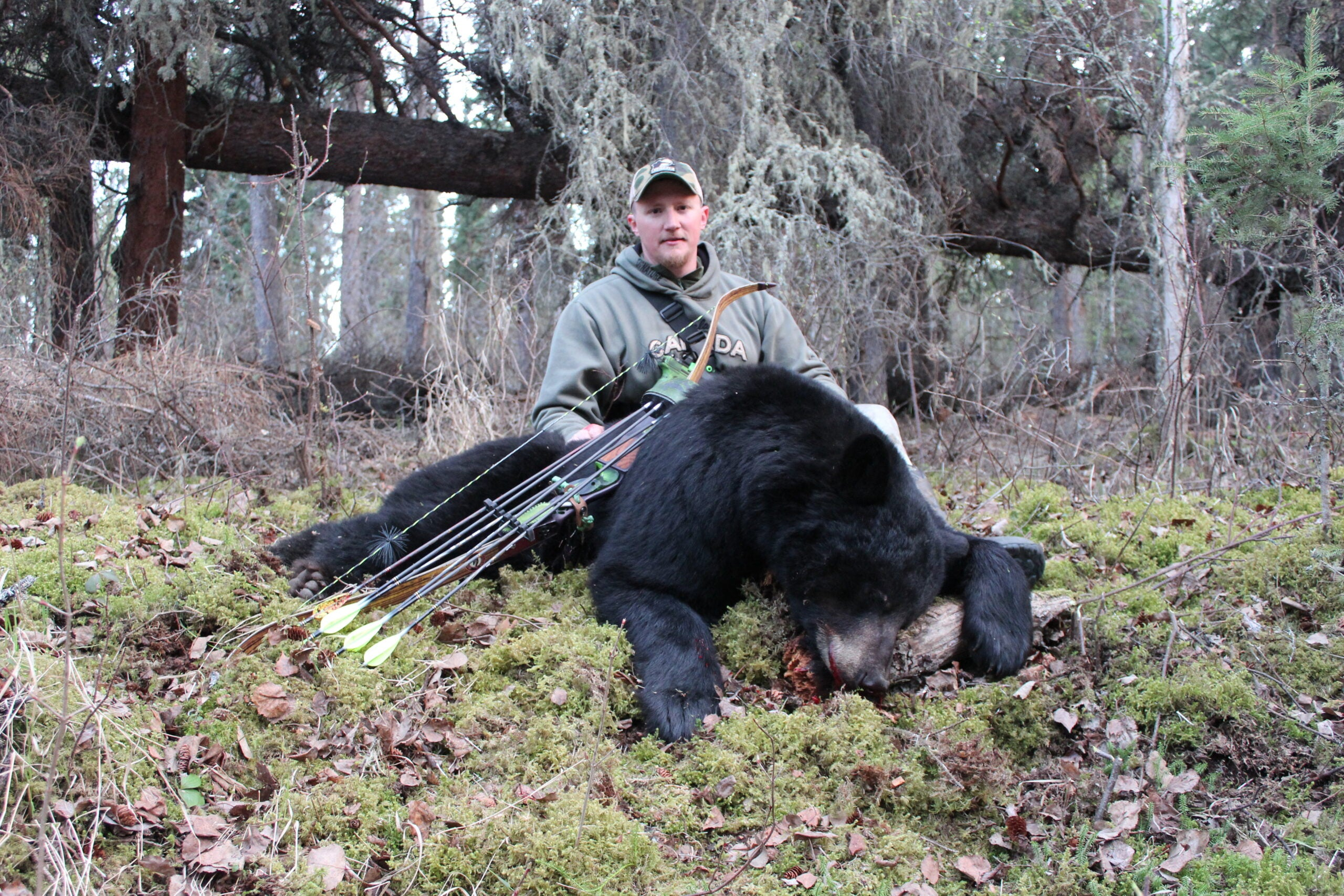 Here is what to do with all that black bear meat.