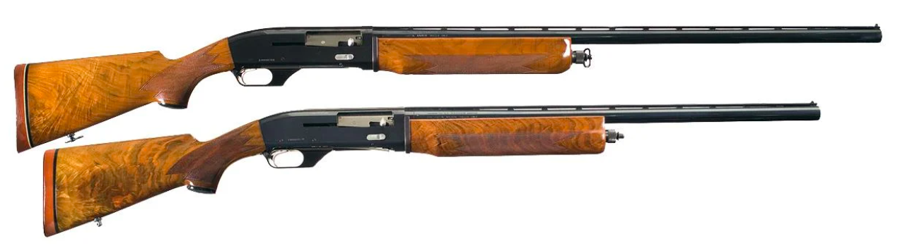 The Ithaca Mag-10 is still popular today with die-hard goose hunters.