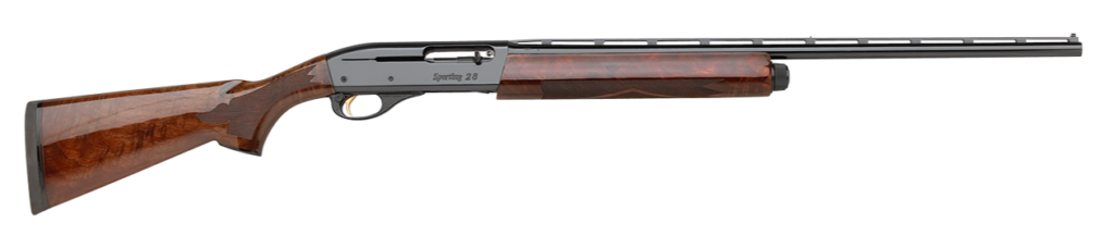 Remington used the same receiver for the 1100 that it used for the 870.