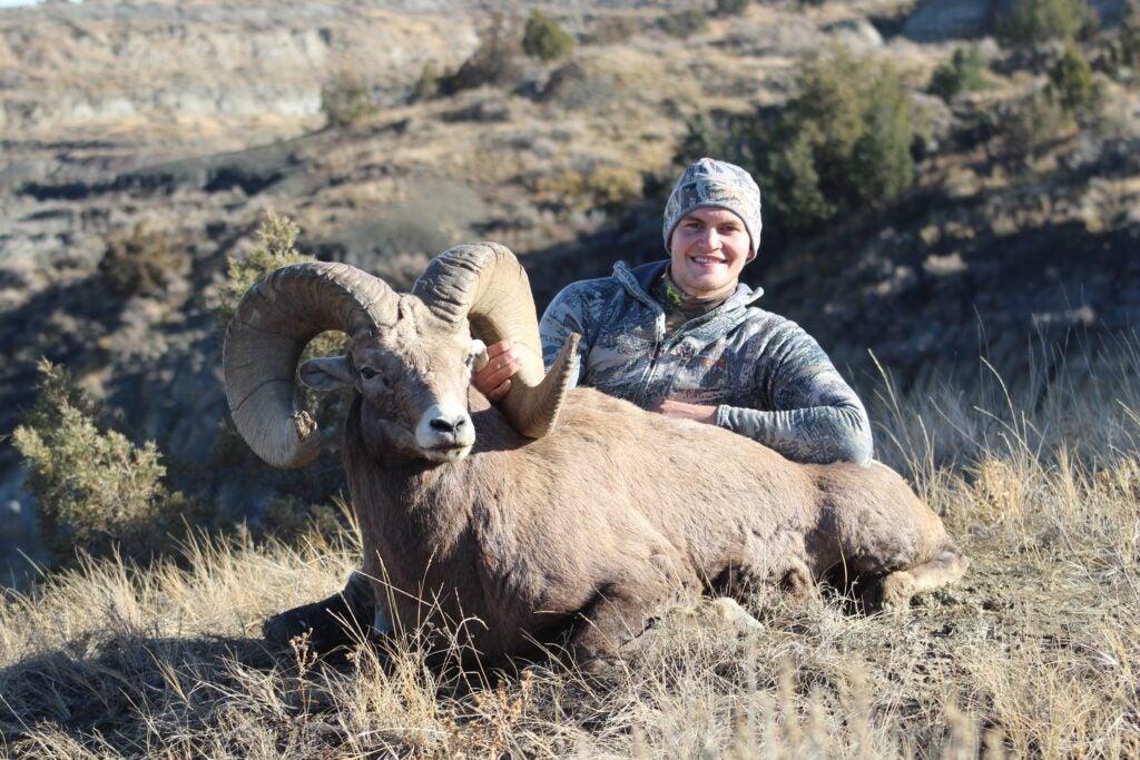 Teamwork Leads to a New Record North Dakota Ram