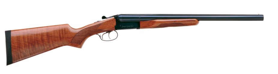 Coach guns were made for the Wild West, but also make a great option for squirrel hunters.