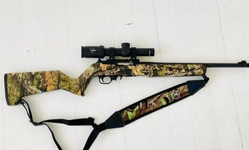 Gun Review: T/CR22 from Thompson/Center Arms
