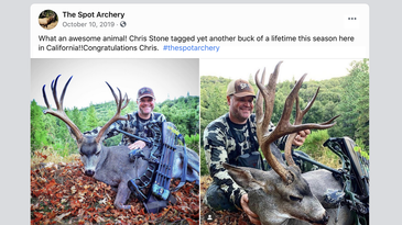 Two poachers were convicted with evidence from social media.