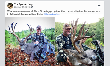 Game Wardens Use Social Media, Tracking Devices, and DNA Evidence to Bust Poachers in California