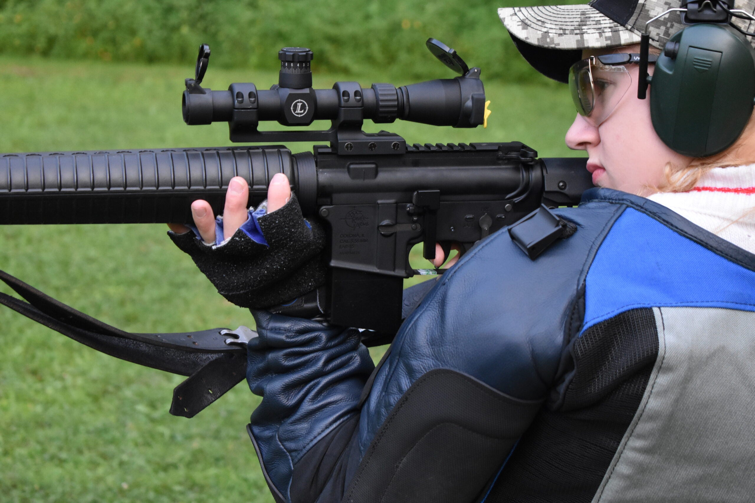 high power rifle gear competition