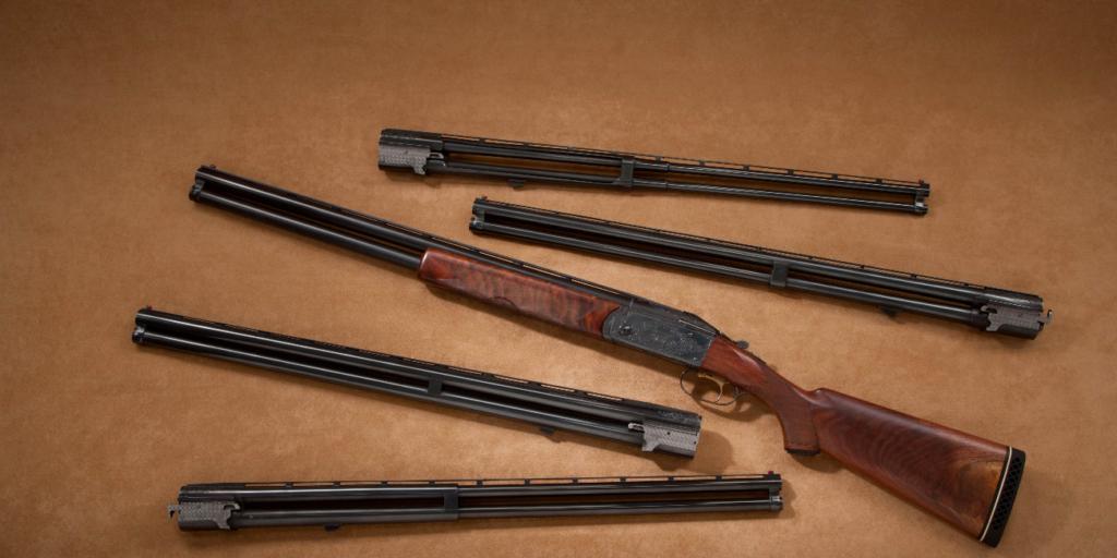 Remington didn't break new ground in 1932 with their over/under shotgun.