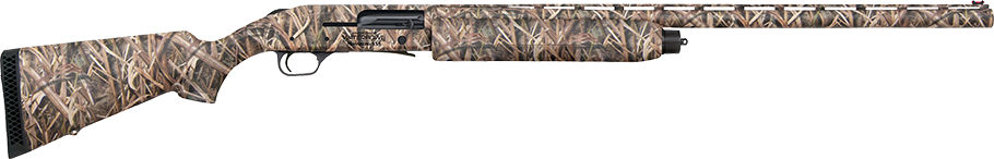 Mossberg utilizes tang-mounted safties on many of its shotguns. Perfect for lefties.