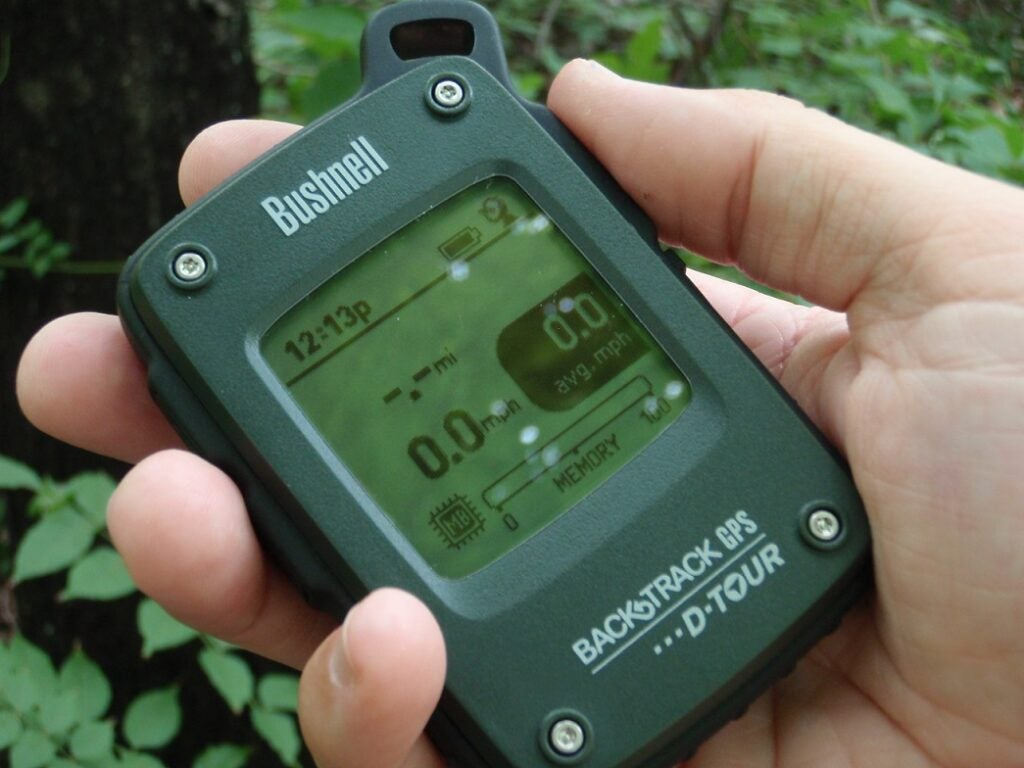Know how to navigate the woods without a GPS.