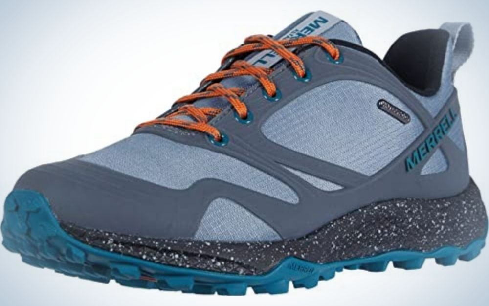 Merrell hiking shoes for women