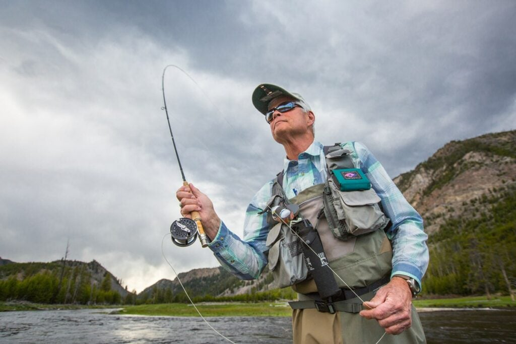 Be sure to match your rod weight with reel weight.